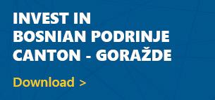 Invest in BPK Canton Gorazde