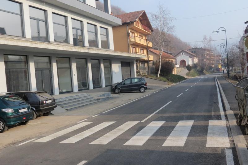 Novi, ljepši izgled užeg dijela grada nakon okončanih projekata