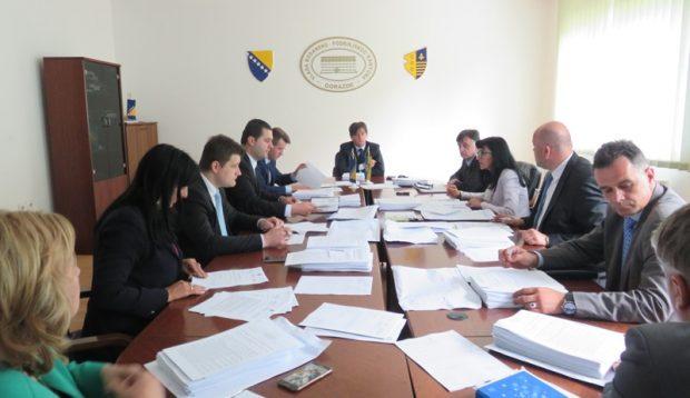 Vlada BPK Goražde donijela Odluku o provođenju projekta poboljšanja poslovnog okruženja u BPK Goražde