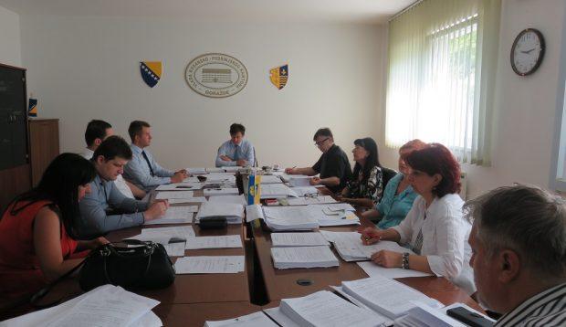 Vlada BPK Goražde na 111.redovnoj sjednici razmatrala zaključke Upravnog odbora Udruženja poslodavaca BPK Goražde