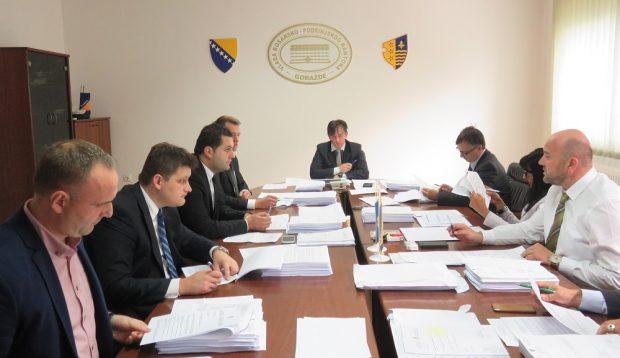 Vlada BPK Goražde donijela Odluku o uspostavi liste investicionih poticaja BPK Goražde
