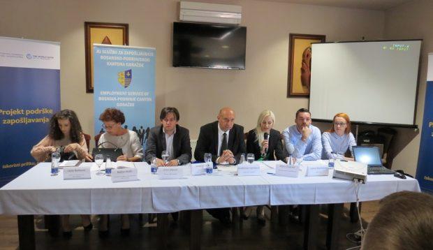 Održana promocija Projekta podrške zapošljavanju u BiH