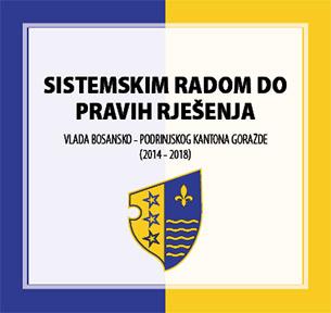 Vlada BPK Gorazde 2014 - 2018