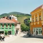 Gorazde-stari dio grada