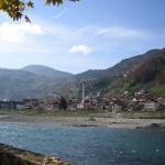 Drina-pogled iz Omladinske ulice
