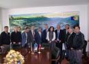 Posjeta delegacije iz Turske