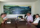 Sastanak sa predstavnikom UNDP-a