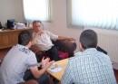 Sastanak sa predstavnicima Udruzenja Sportske igre mladih