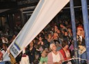 Spustanje  Festivalske zastave