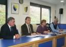 Press konferencija Vlade BPK Gorazde