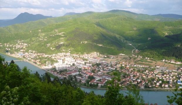 panorama Gorazda