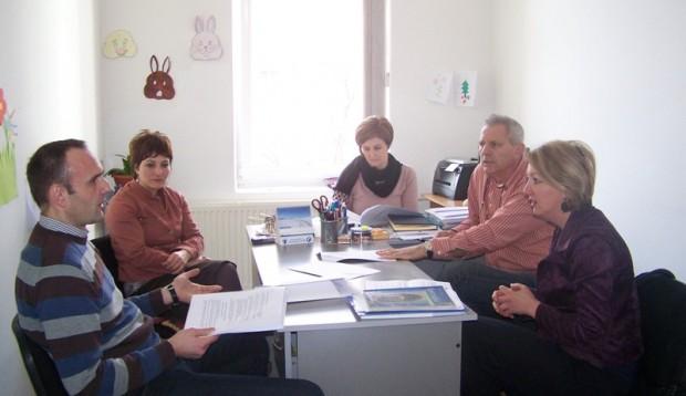 Radna grupa za izradu kantonalne Strategije