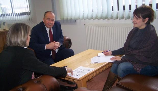 Sastanak sa predstavnicom Regionalnog centra za okolis 008
