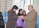 Urucivanje  sportske opreme djacima specijalnog odjeljenja