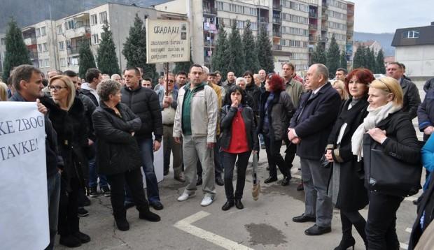 Protestno okupljanje