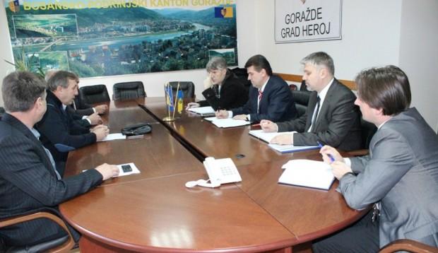 Sastanak sa direktorom Jedinice za koordinaciju poljoprivred_