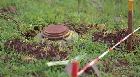 slika nagazne mine